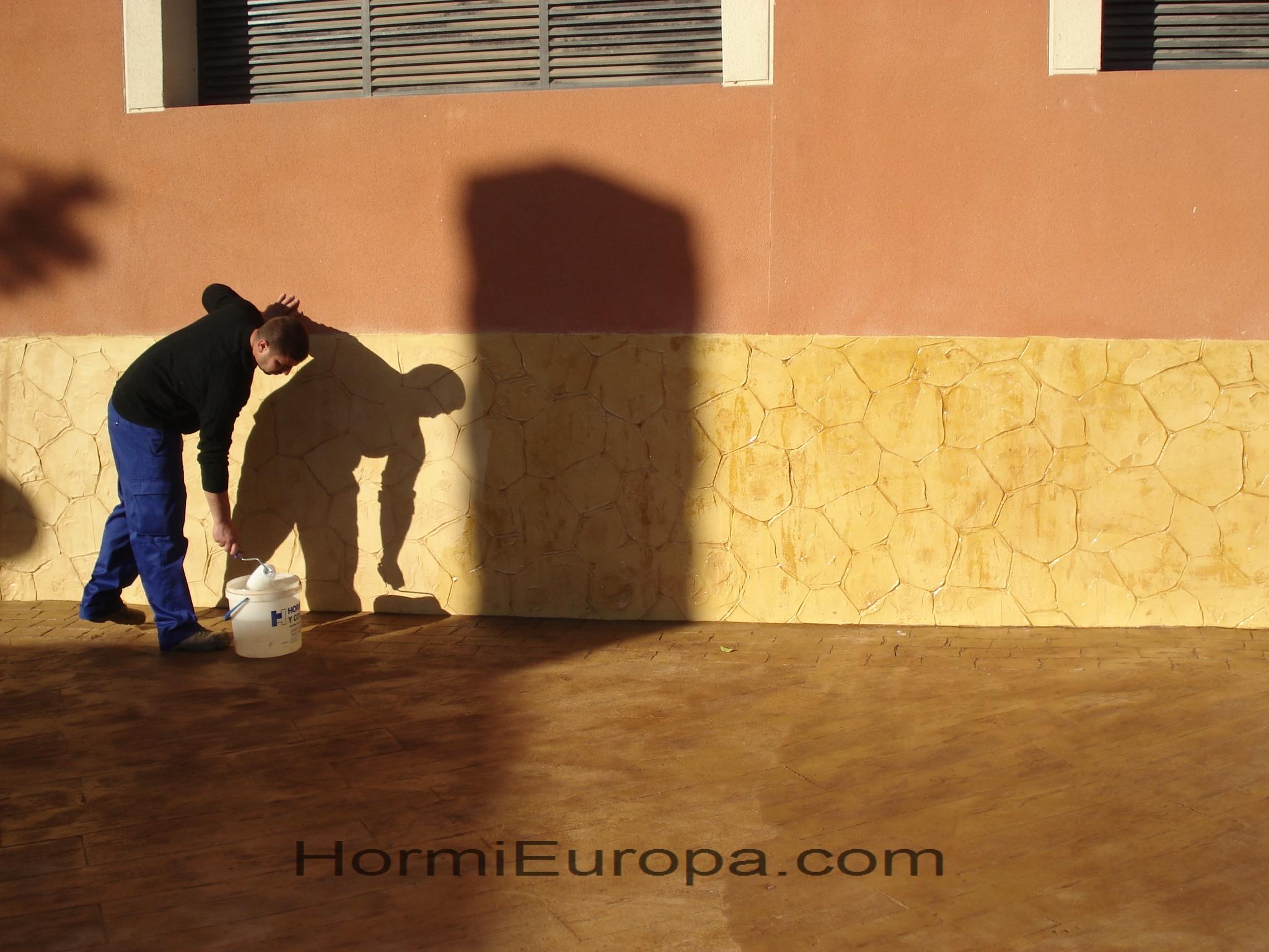 hormigon impreso proyectos hormieuropa