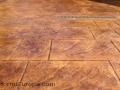 hormigon impreso suelo