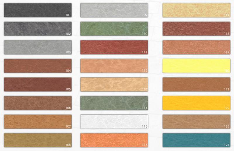 carta de colores hormigon impreso hormi europa
