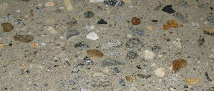 hormigon pulido con piedra